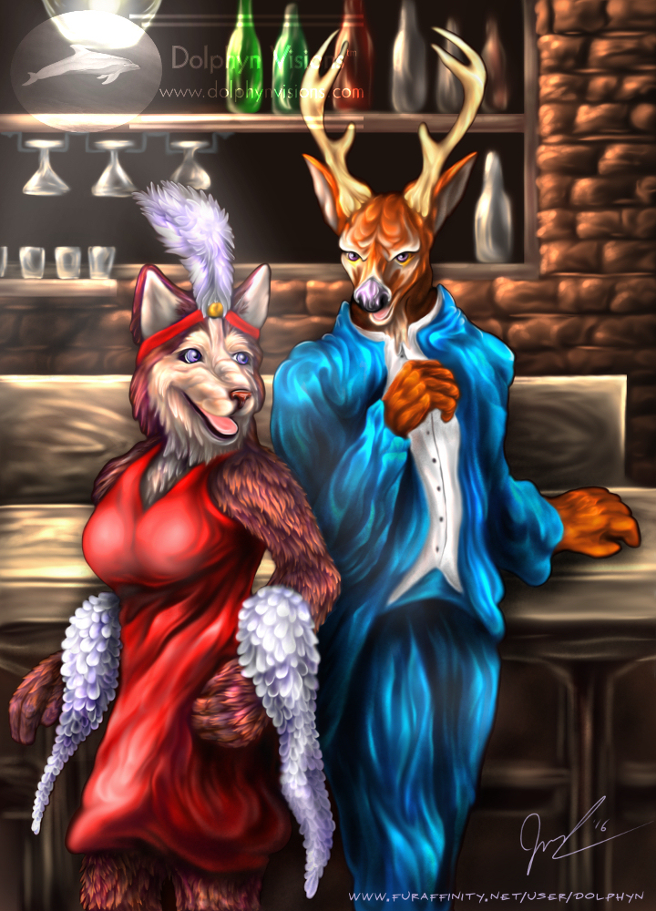 "Anthrocon 2016 ""Roaring Twenty"" Conbook Submission"